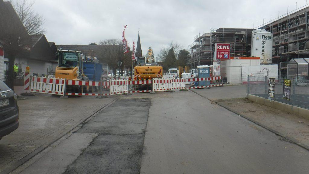 Raiffeisenstraße in Hamminkeln