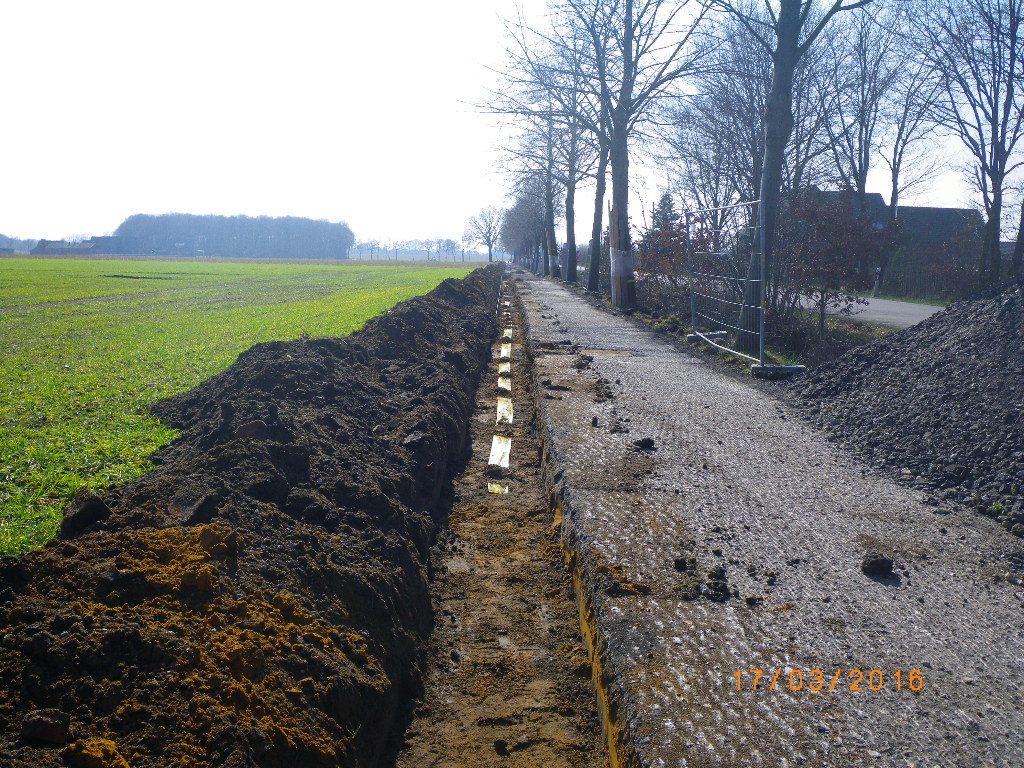 Barloer Weg in Bocholt