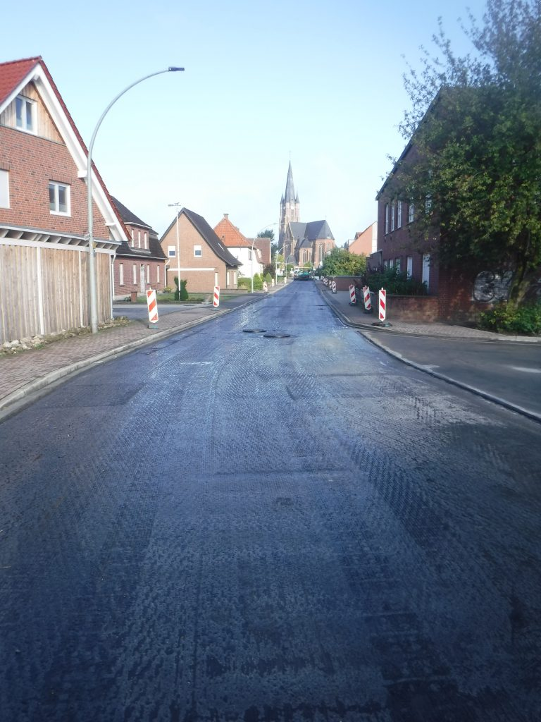 Benningsweg in Weseke